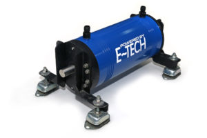 Elektrische binnenboordmotor E-Tech